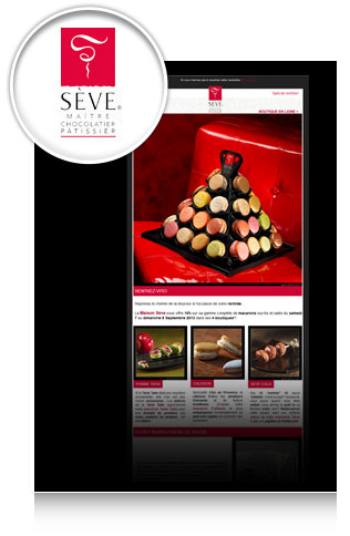 Newsletter Seve